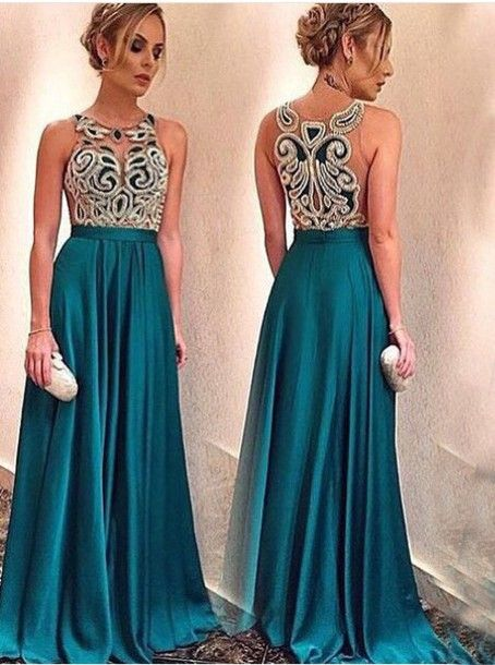 Evening Dress Gown Prom Wedding Party Women Formal Special